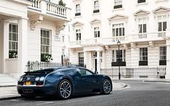 Blue Carbon. (Alex Penfold) Tags: bugatti ss veyron supersport super sport sports supersports bug f1 supercars supercar car cars autos alex penfold 2016 london blue carbon fiber fibre