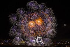 St. Mary Fireworks - Mosta - Malta. (Pittur001) Tags: st mary fireworks mosta malta cannon 60d charlescachiaphotography charles cachia photography pyrotechnics colours church wonderfull white excellent festival flicker reward valletta