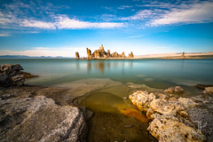 Mono Lake (xjjon) Tags: a7r a7rii sony emount 1635 wideangle landscape zeiss monolake clouds lake california usa nature outdoors summer