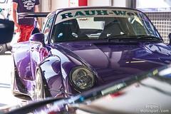 Porsche 993 RWB (belgian.motorsport) Tags: porsche 993 rwb sport1 trackday 2016 nurburgring nrburgring