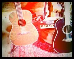 Dead (shortscale) Tags: guitar western alvarez grateful dead yamaha