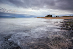 Old Foe (David Ball Landscape Photography) Tags: bamburgh bamburghcastle storm canon clouds coast coastal cloudy sea sky seascape moody photography outdoors landscape landscapes leefilters davidballlandscapephotography northumberland travel uk england greatbritain water nature rocks longexposure