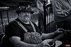 The Music Man (MBates Foto) Tags: blackandwhite riverfrontpark streetphotography monochrome people outdoors parks parksandrecreation guitar music candid spokane washington inlandwashington easternwashington pacificnorthwest nikon nikond810 nikon50mmf18 nikonfx unitedstates 99201