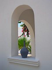 ISOLA DI SANTORINI - Grecia (cannuccia) Tags: santorini grecia isole archi bianco dettagli scorci grigio architettura