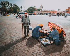 Moroccan Men (Amine Boujida) Tags: morocco vscocam streetphotography people person moroccan man