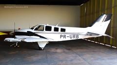PR-URB=HAWKER BEECHCRAFT Modelo: G58 (wellingtonfrancisco) Tags: prurbhawker beechcraft modelo g58 aeroporto patos de minas