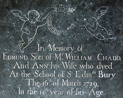 dyed at the school of St Edmds Bury (Simon_K) Tags: wiggenhall st germain germans norfolk eastanglia church churches