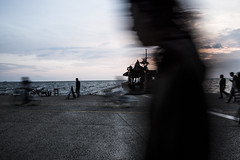 ghost1 (Ioustini D) Tags: ghost low friends thessaloniki greece feel disappear sea