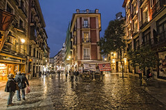 "Old Madrid at Night • <a style=""font-size:0.8em;"" href=""http://www.flickr.com/photos/45090765@N05/29082467371/"" target=""_blank"">View on Flickr</a>"
