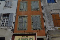 Noon in Carcassonne (langkawi) Tags: dpartementaude carcassone buildings architecture shutters