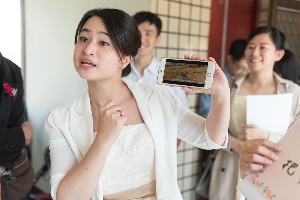中僑花園飯店婚禮記錄雅琇與紋瑞-26