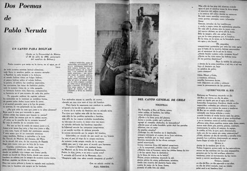 Poesías sobre Simón Bolívar y Chile