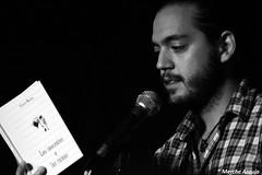 Primera JAM de POESA en LA FDULA (Madrid, 18/07/2016) (Merche Araujo) Tags: jam poesa micro abierto lafdula pablobenavente madrid poetas merchearaujofotografa
