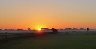 Begin van de dag / Beginning of the day.........On Explore