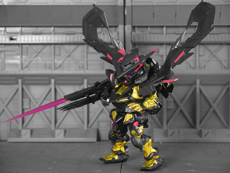 [Nxedge Style] Gundam Astray Gold Frame Amatsu