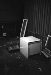Some junk (Nils Kristofer Gustafsson) Tags: blackandwhite bnw ishootfilm retro rollei 400s lomo lomography sweden rebro keepfilmalive filmisnotdead filmphotography film rodina adonal yashica electro cc
