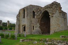 Kinloss Abbey [1] (Rynglieder) Tags: scotland kinloss abbey ruin