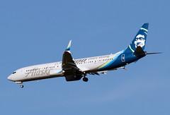 N248AK (JBoulin94) Tags: n248ak alaska airlines special livery boeing 737900 washington dulles international airport iad kiad usa virginia va john boulin