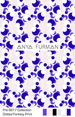 Anya_Furman_Dotted_Fantasy (Anya Furman) Tags: pre ss17 collectionpurple bananas fabricdesign textiledesign anyafurman fabric fashiontextilecollection freelancetextyledesigner texiledesigner milanodesign fashiontrend pattern patterndesign purple theanyafurman fabricdesignlabmamber patternobserver strypes stripes octopus rose black white textilepattern trendy fashiontrends seahorse green aqua apois circles geometrical conversational