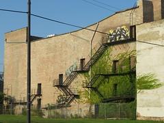 Escape (Mercer52) Tags: chicago fireescape