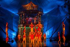 _MG_0632.jpg (Tibor Kovacs) Tags: colours smoke stars acrobats sydney lights cirquedusoleil circus performances bigtop kooza performers clowns strength australia stage contortionists