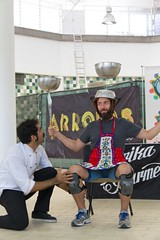 Lisbon Busking Festival (chapeus na rua) (miza monteiro) Tags: lisbonbuskingfestival busking lisbon chapeusnarua lisboa malabarismo arroios mercadodearroios lisboanarua