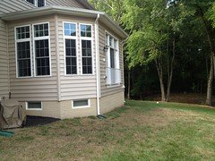 before (12) (The Sharper Cut Landscapes) Tags: brick walkway steps patio thesharpercutlandscapes thesharpercut landscapedesign landscaping landscapelighting