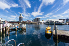 Sydney Harbor (breakfast_pizzas) Tags: sydney harbor harbour sydneyharbor sydneyharbour australia boat water ship dock boats ships pier cloud clouds canon canon60d canonphotography