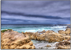 Threatening Skies.. (scrapping61) Tags: california feast pacificocean 17miledrive montereycounty legacy tistheseason swp 2011 lavieenrose sirhenry rockpaper forgottentreasures artdigital musicphoto grandmaregroup scrapping61 stealingshadows awardtree covertpainters absolutelyperrrfect daarklands sailsevenseas trolledproud daarklandsexcellence exoticimage pinnaclephotography rockpaperexcellence digitalartscene admintalk