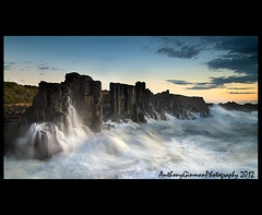 Violent Past (AnthonyGinmanPhotography) Tags: kiama bombo bomboquarry