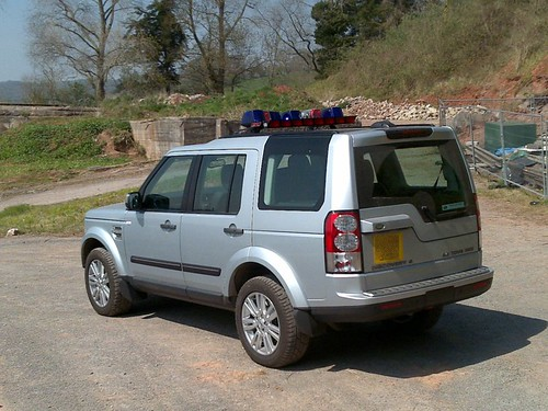 Sv Lights Land Rover Discovery 4 Fitted With A Federal