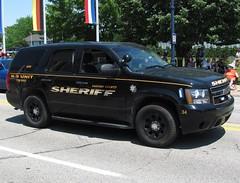 Saginaw County Sheriff (TrueWolverine87) Tags: chevrolet michigan tahoe sheriff saginawcounty chevrolettahoe countysheriff saginawcountysheriff