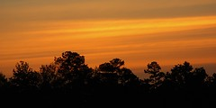 October Sunset E3 1 x 2 (Michael A Tipton) Tags: sun octobersunset michaelatipton
