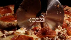 video of cutting pizza (manafood8877) Tags: background culture macro isolated white nobody hot restaurant closeup cut object tool fast one fresh round circle thin junk food delicious dinner tasty slice video unhealthy meat tomato snack mushroom cutting italian corn baked crust cheese appetizer meal fattening fastfood sausage cooked sauce topping cuisine portion film hd pie no yummy pizza unhealthyeating tempting toppings readytoeat delivery olive pepperoni takeaway cuttingtool salami junkfood pepperonipizza highdefinition motionpicture unhealthyfood movingpicture realtime under10seconds melted mozzarella videoofdeliciouspizza videoofpizza