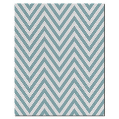 Chevron Wool Rug in Surf and Natural (PURE Inspired Design) Tags: customfurniture organicfabric ecofriendlyfurniture woolrugs