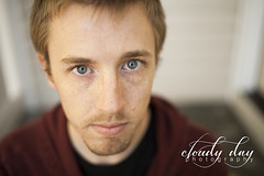 Nice eyes (Cloudy Day Photography) Tags: portrait canon5d beautifulbokeh rokinon35mmf14