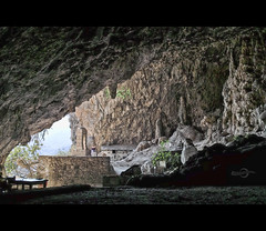 Limestone Cave Ag. Sophia in Topolia (Photofreaks) Tags: panorama beach bay landscapes hellas kreta creta greece crete greekislands griechenland sophia mediterraneansea bucht tropfsteinhhle mittelmeer agia krti ellda   limestonecave hells ells hellenicrepublic topolia griechischeinseln   adengs wwwphotofreaksws shopphotofreaksws ellnikdmokrata hellenischerepublik