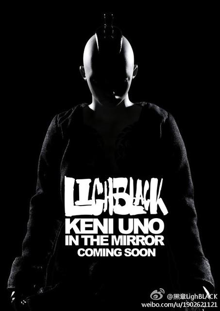 黑章 LighBLACK - KENI UNO IN THE MIRROR