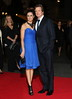 Colin Firth and wife Livia Giuggioli 56th BFI London Film Festival - 'The Rolling Stones: Crossfire Hurricane' - Gala Screening - Arrivals London, England