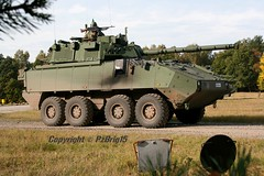 Mowag Piranha IIIC DF90 (Combat-Camera-Europe) Tags: army europe apc piranha belgien 8x8 armouredvehicle radpanzer landcomponent df90 belgiumarmy eubg piranhaiiic