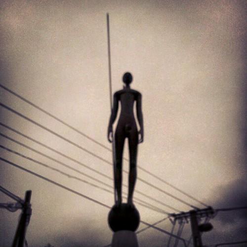 #aggtelek #statue #szobor