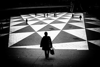 Stockholm, Toward Chessboard