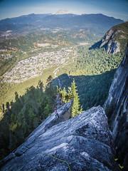 The Acrophobes! (Karsten Klawitter) Tags: thanksgiving trip adventure climbing squamish 2012 angelscrest 510b