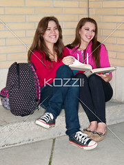 teenage girls laughing while studying a book (elisapeople2012) Tags: friends girl beautiful beauty modern female laughing bag reading book togetherness student education pretty sitting friendship fulllength teenagers happiness learning companion studying twopeople casualwear bonding lookingaway caucasian schoolbag companionship youthculture toothysmile casualclothing universitystudent 1617years teenagersonly legscrossedatknee onlygirls personineducation secondaryschoolchild teenagegirlsonly personinfurthereducation