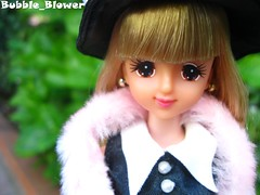 Takara Jenny Doll (Bubble_Blower) Tags: anime cute look japan doll girly jenny cutie takara petite