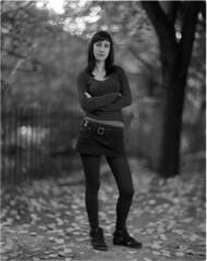 Jeca (Braca Nadezdic) Tags: portrait people blackandwhite bw speed graphic kodak 4x5 aero tmax100 ektar