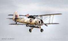 Swordfish Mk.II (stufoto1) Tags: canon aircraft aviation navy ww2 duxford torpedo airshows biplane 60d faireyswordfish