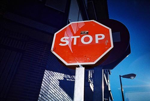 #141 STOP!!! PROHIBIDO!!!