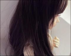 Vulnerable (ShanouElise) Tags: girl coral doll dolls gothic bjd asleep ae balljointeddoll eidolon balljointeddolls bjddolls