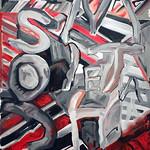 "<b>I Hate Josh Smith</b><br/> Johnson LC' 85 (Painting,2012)<a href=""http://farm9.static.flickr.com/8332/8135236378_9fccb346d1_o.jpg"" title=""High res"">∝</a>"
